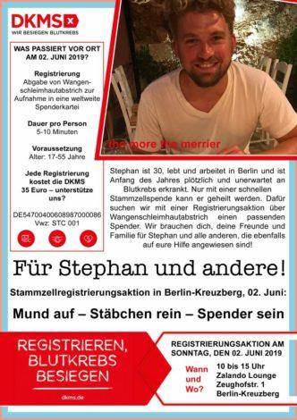 Flugblatt Für Stephan und andere