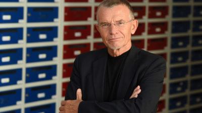 Prof. Klaus Hurrelmann im DKMS-Talk