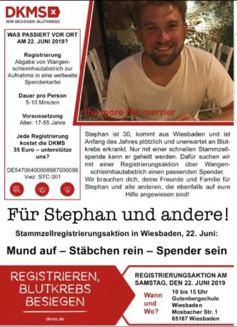 Foto Flugblatt Für Stephan und andere