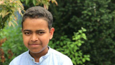 Meron aus Eritrea