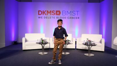 DKMS BMST Foundation India gelauncht