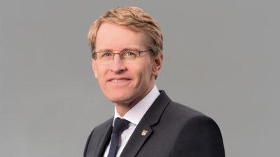 Daniel Günther ruft zur Wacken-Challenge auf