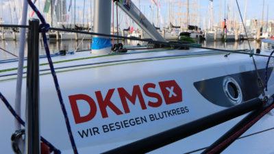 Lina Rixgens setzt Segel im Kampf gegen Blutkrebs