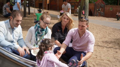 Familentag im Kölner Zoo