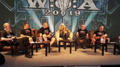 Pressekonferenz DKMS & Wacken