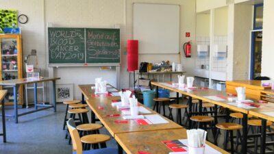 DKMS Schulprojekt