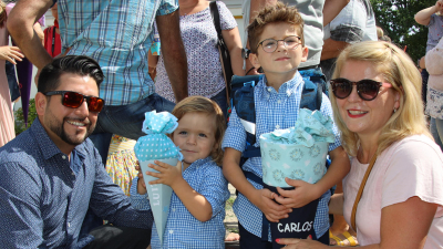 Großes Fest für Carlos