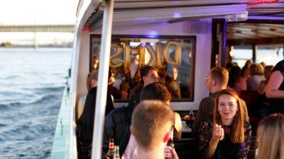 DKMS ahoi! 70 junge Volunteers feierten in Köln