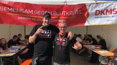 DKMS beim Werner Rennen 2019