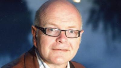 Im DKMS-Talk: Glücksforscher Prof. Karlheinz Ruckriegel