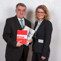 Registrierungsaktion im NRW-Innenministerium