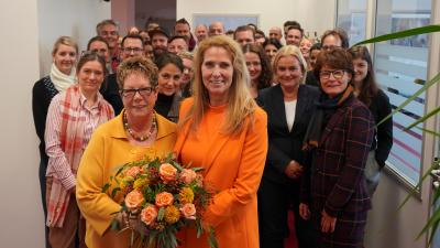 Tag des Ehrenamts: Anna Fennen von Leukin