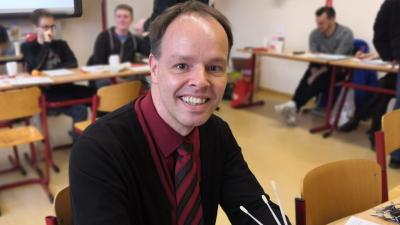 DKMS-Talk: Schulleiter über Bildung und Blutkrebs