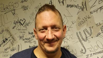 Metalstar Michael Derks über den härtesten Kampf seines Lebens