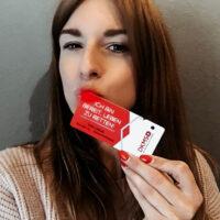 Die DKMS Spendercard