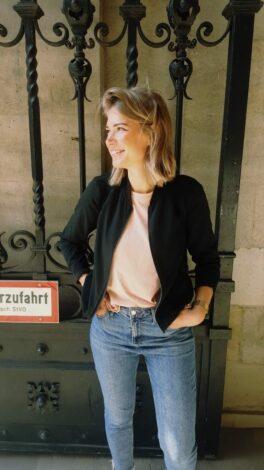 Francis Foto Flugblatt