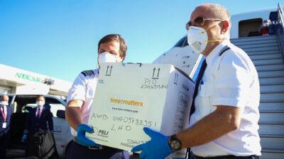 Cargopiloten bringen Lebenschancen zu Patienten
