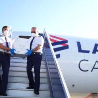 Piloten tragen Lebenschance